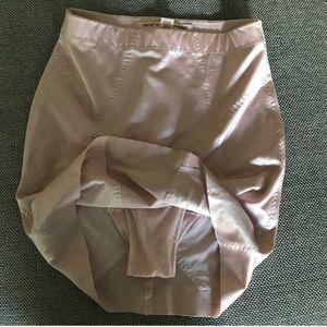 {Victoria's Secret} Shapewear Mini-Skirt w/ Panty